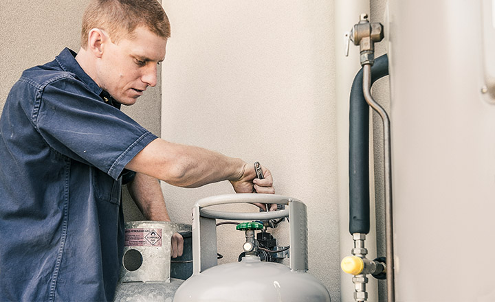 gas fitting Ulladulla